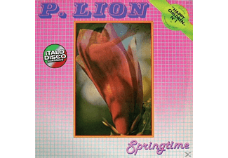 P. Lion - Springtime - (CD)