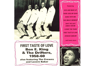 Ben E. & The Drifters King - First Taste Of Love - (CD)