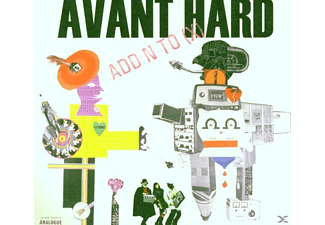 Add N To - Avant Hard - (CD)