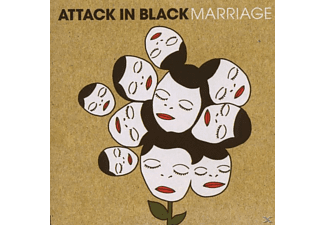 Attack In Black - Marriage - (CD)