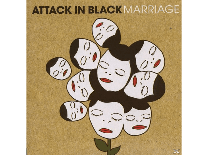 Attack In Black - Marriage [CD]