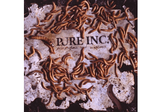 Pure Inc. - Parasites And Worms - (CD)