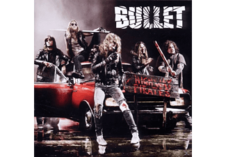 Bullet - Highway Pirates - (CD)