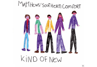 Matthews Southern Comfort - Kind Of New - (CD)