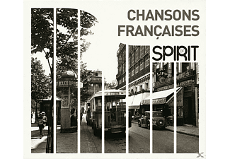 VARIOUS - Spirit Of French Chanson - (CD)