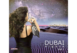 Jürgen Various/spiegel - Dubai Nights Volume 1 - (CD)