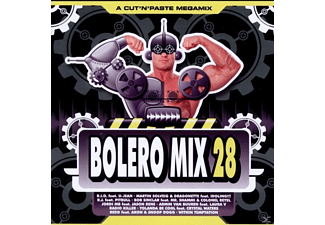 VARIOUS - bolero mix 28 - (CD)