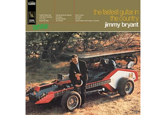 Jimmy Bryant - The Fastest Guitar In The Country - (Vinyl)