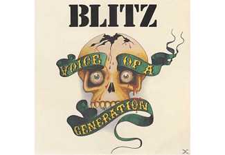 Blitz - Voice Of A Generation - (Vinyl)
