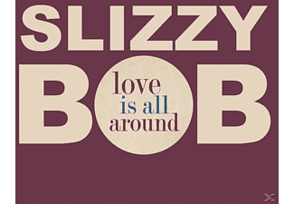 Slizzy Bob - Love Is All Around - (Maxi Single CD)