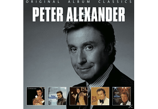 Peter Alexander - Original Album Classics - (CD)