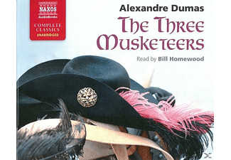 The Three Musketeers - 20 CD - Hörbuch