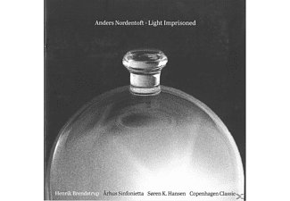 Brendstrup/Arhus Sinfonietta/+ - Light Imprisoned - (CD)
