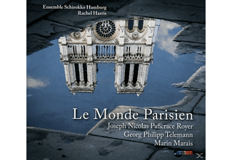 Rachel Ensemble Schirokko/harris - Le Monde Parisien - (CD)