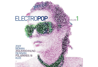 VARIOUS - Electro Pop Vol.1 - (CD)