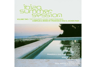 various/francesco diaz & jochen pash - ibiza summer session vol.2 - (CD)