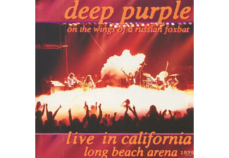 Deep Purple - On The Wings Of A Russian Foxbat [CD]