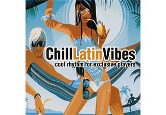 VARIOUS - chill latin vibes - (CD)