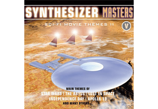 VARIOUS - Synthesizer Masters Vol.5 - (CD)