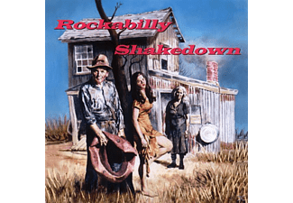 VARIOUS - Rockabilly Shakedown - (CD)