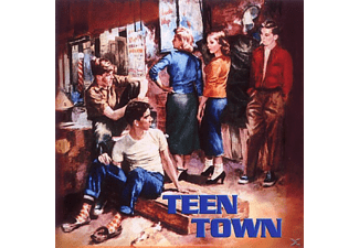 VARIOUS - Teen Town - (CD)