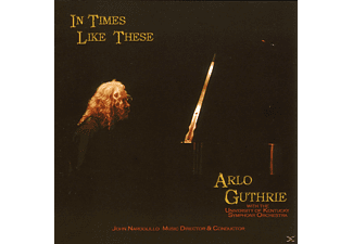 Arlo Guthrie - In Times Like These - (CD)