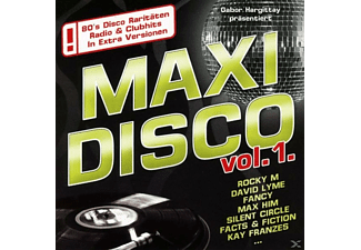 VARIOUS - Maxi Disco Vol.1 - (CD)