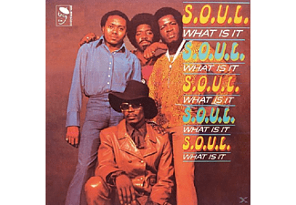 Soul - SOUL WHAT IS IT - (Vinyl)