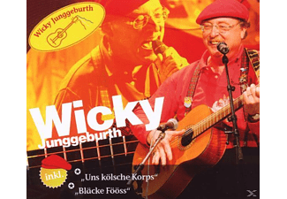 Wicky Junggeburth - UNS KÖLSCHE KORPS - (Maxi Single CD)
