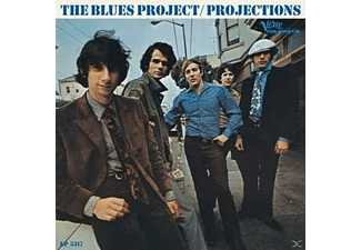 The Blues Project - Projections - (Vinyl)