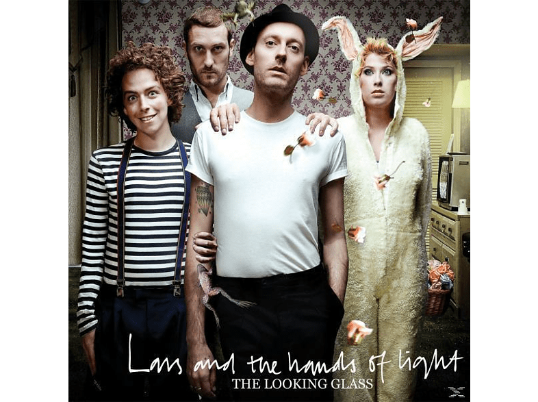 Lars & The Hands Of Light - The Looking Glass [CD]