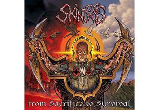 Skinless - From Sacrifice To Survival - (CD)