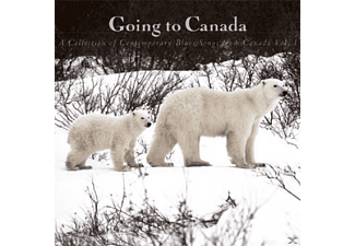 VARIOUS - Going To Canada - (CD)