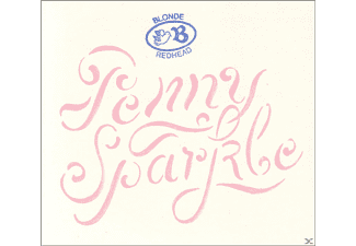 Blonde Redhead PENNY SPARKLE Rock CD