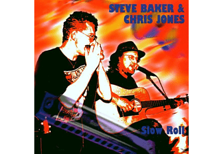 Steve Baker, Baker, Steve / Jones, Chris - Slow Roll - (CD)