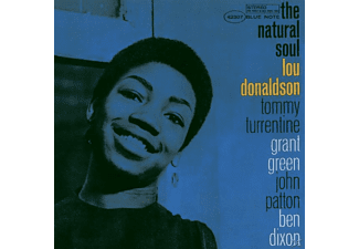 Lou Donaldson - The Natural Soul - (CD)