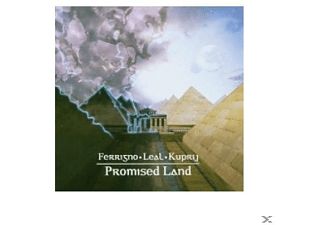 Leal & Kuprij Ferrisno - Promised Land - (CD)