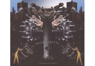 Bachelorette - My Electric Family - (CD)