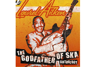 Laurel Aitken - The Godfather Of Ska-Anthology - (CD)