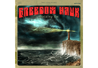 Freedom Hawk - Holding On - (CD)