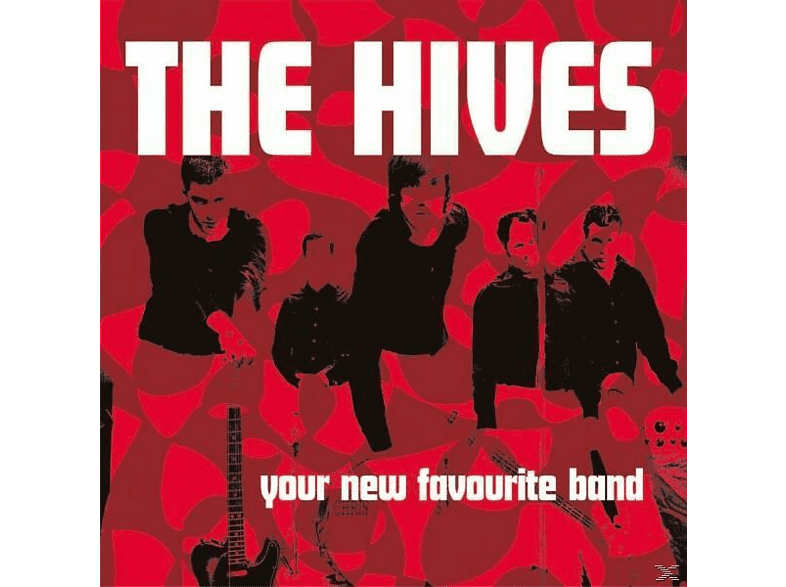 The Hives - Your New Favourite Band [CD]