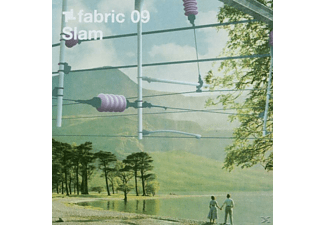 Slam - Fabric 09 - (CD)