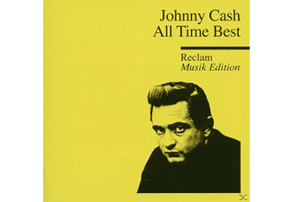 Johnny Cash - All Time Best: The Man In Black - (CD)