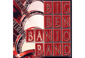 Big Ben Banjo Band - The Banjo's Back In Town - (CD)