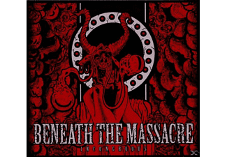Beneath The Massacre - Incongruous - (CD)
