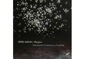 International Contemporary Ensemble - Afterglow - (CD)