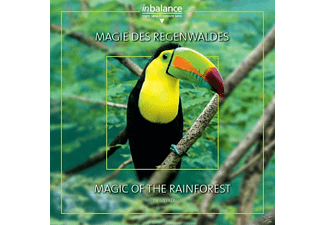 Sayata - Magie Des Regenwaldes/Magic Of The Rainforest [CD]