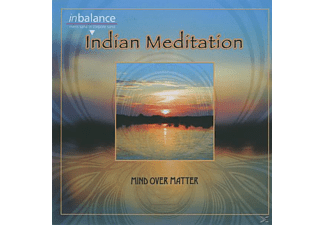 Mind Over Matter - Indian Meditation - (CD)