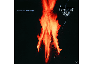 Accept - RESTLESS AND WILD - (CD)