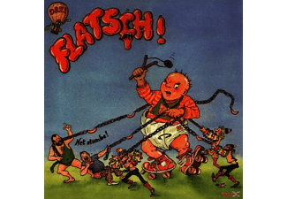 Flatsch - Drei (Net Stumbe!) - (CD)